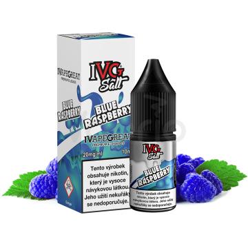 IVG Salt Blue Raspberry