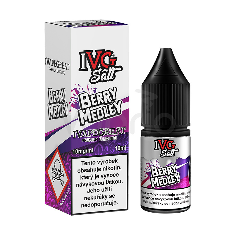 IVG Salt Berry Medley