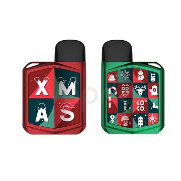 Uwell KOKO Prime - limitovaná vánoční edice