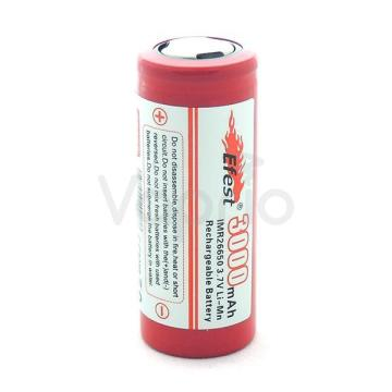 Baterie Efest IMR 26650