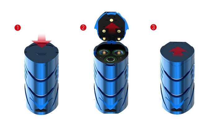 Baterie a nabíjení
