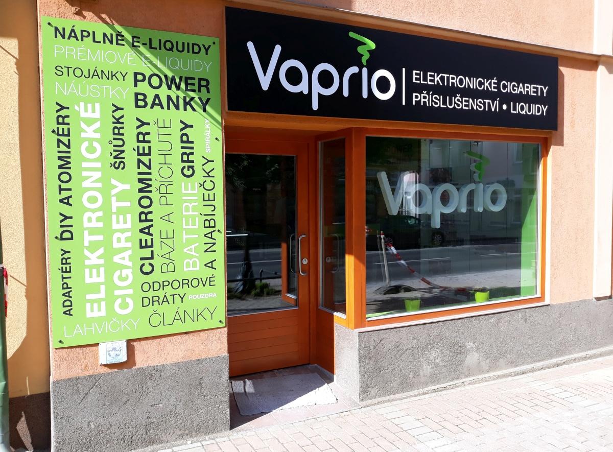 Karlovy Vary - specializovaná prodejna Vaprio