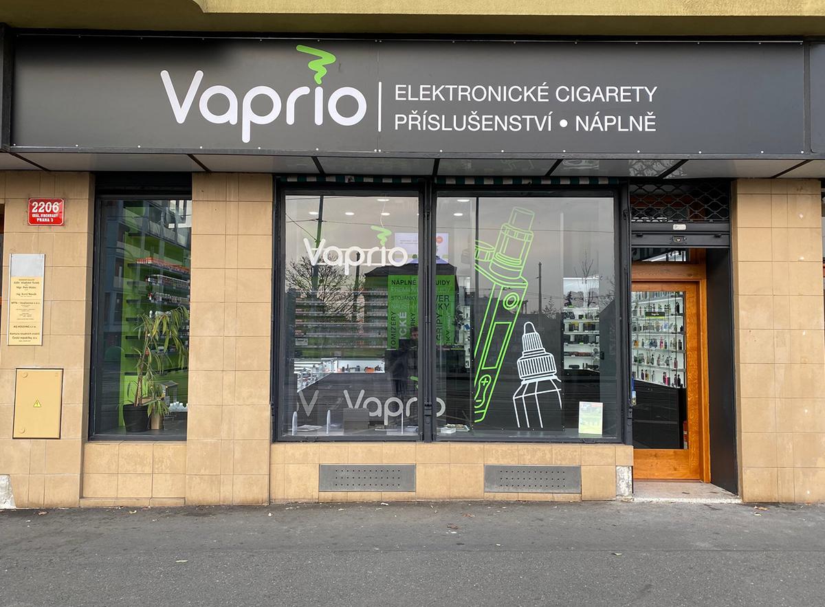 Praha 3 - Korunní - specializovaná prodejna Vaprio
