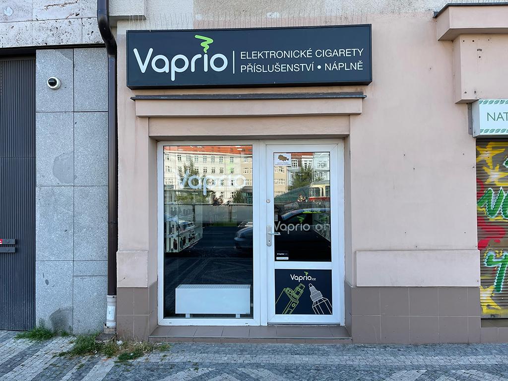 Praha 6 - Hradčanská - Specialized store VaseCigareta.cz