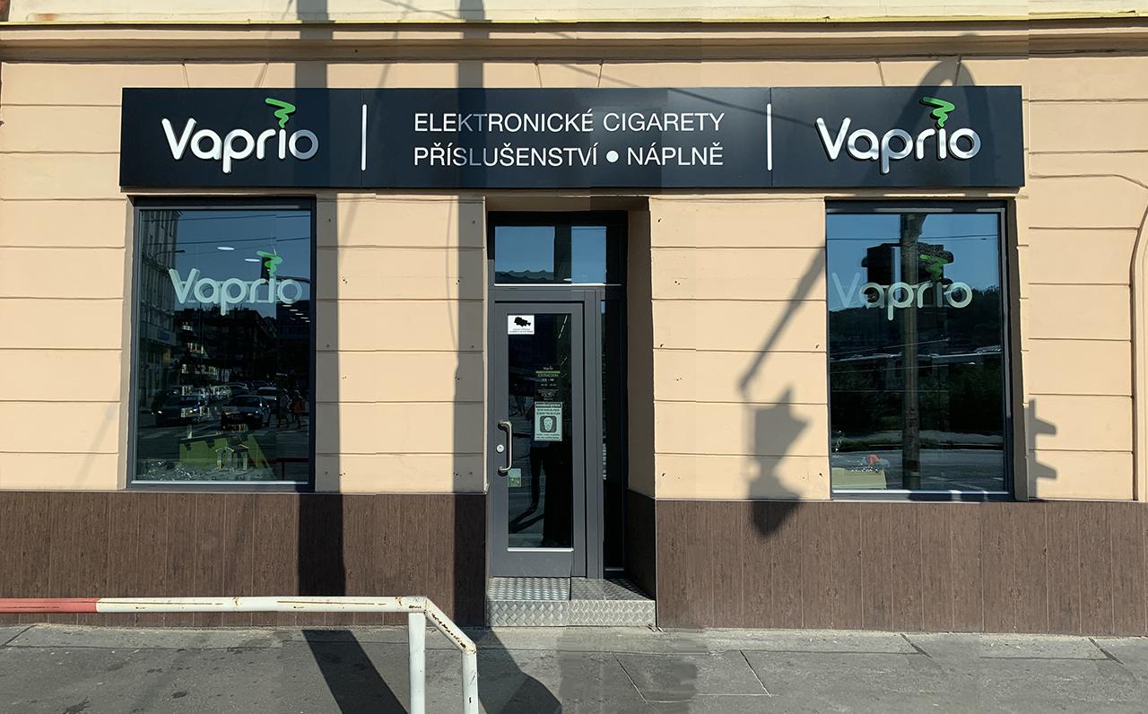 Praha 5 - Anděl - specializovaná prodejna Vaprio