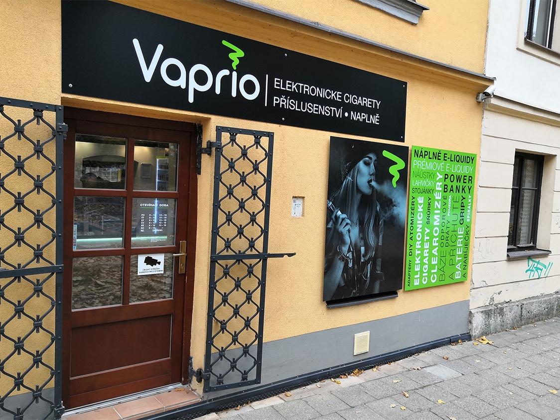 Jihlava - specializovaná prodejna Vaprio