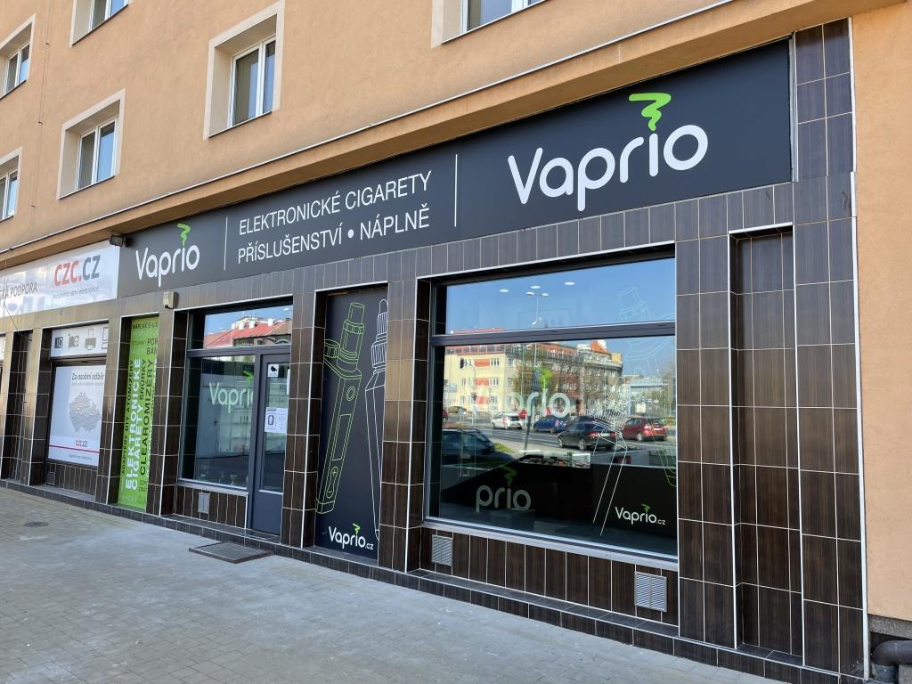 Praha 8 - specializovaná prodejna Vaprio