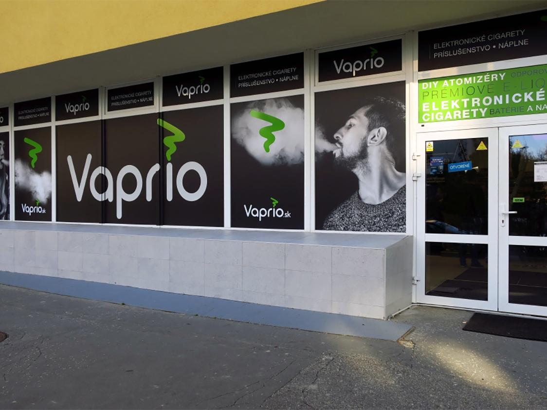 Bratislava - špecializovaná predajňa Vaprio
