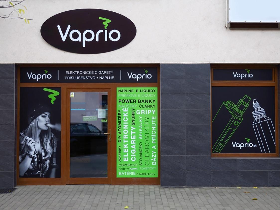 Trnava - špecializovaná predajňa Vaprio