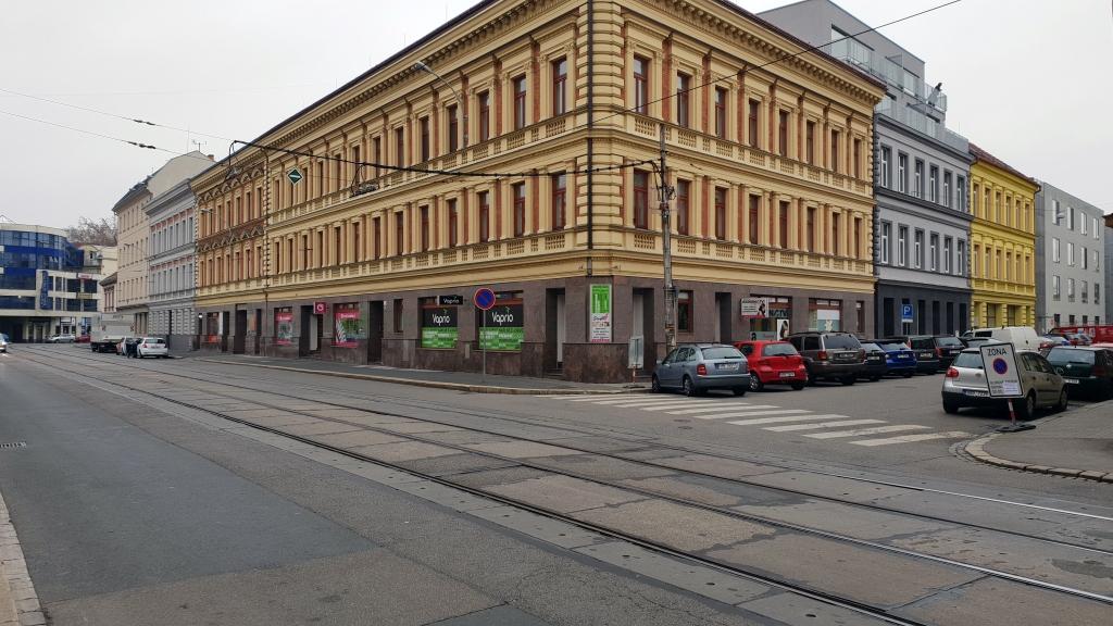 Brno - střed