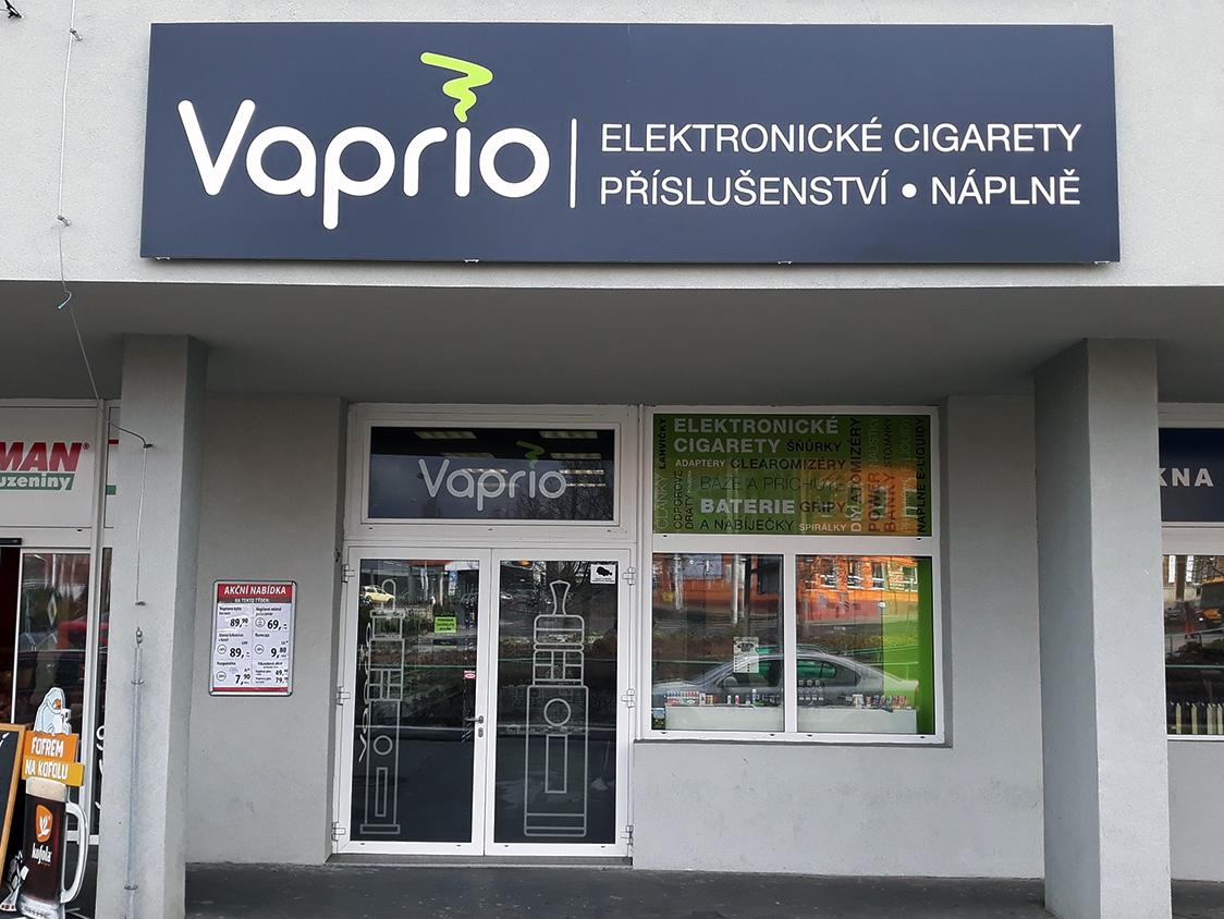 Chomutov - specializovaná prodejna Vaprio