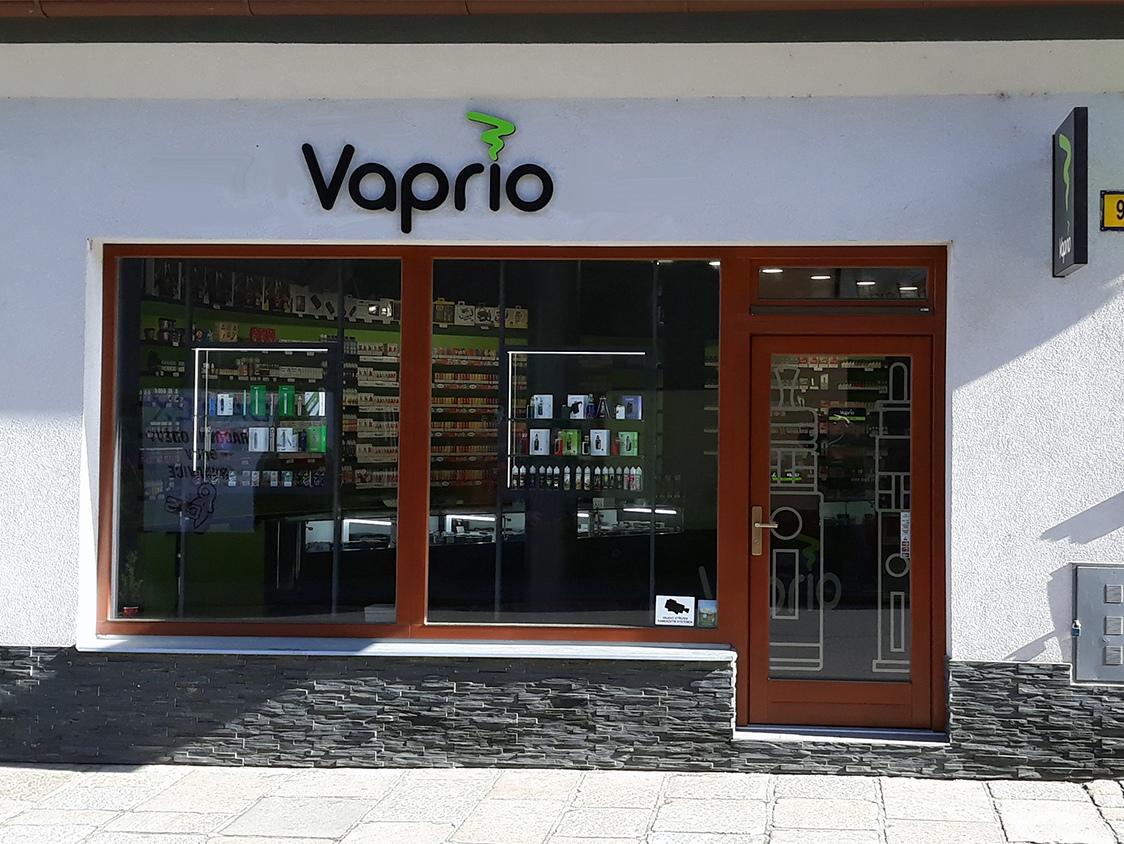 Písek - specializovaná prodejna Vaprio