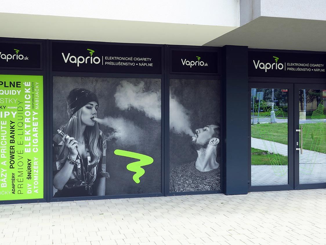 Banská Bystrica - špecializovaná predajňa Vaprio
