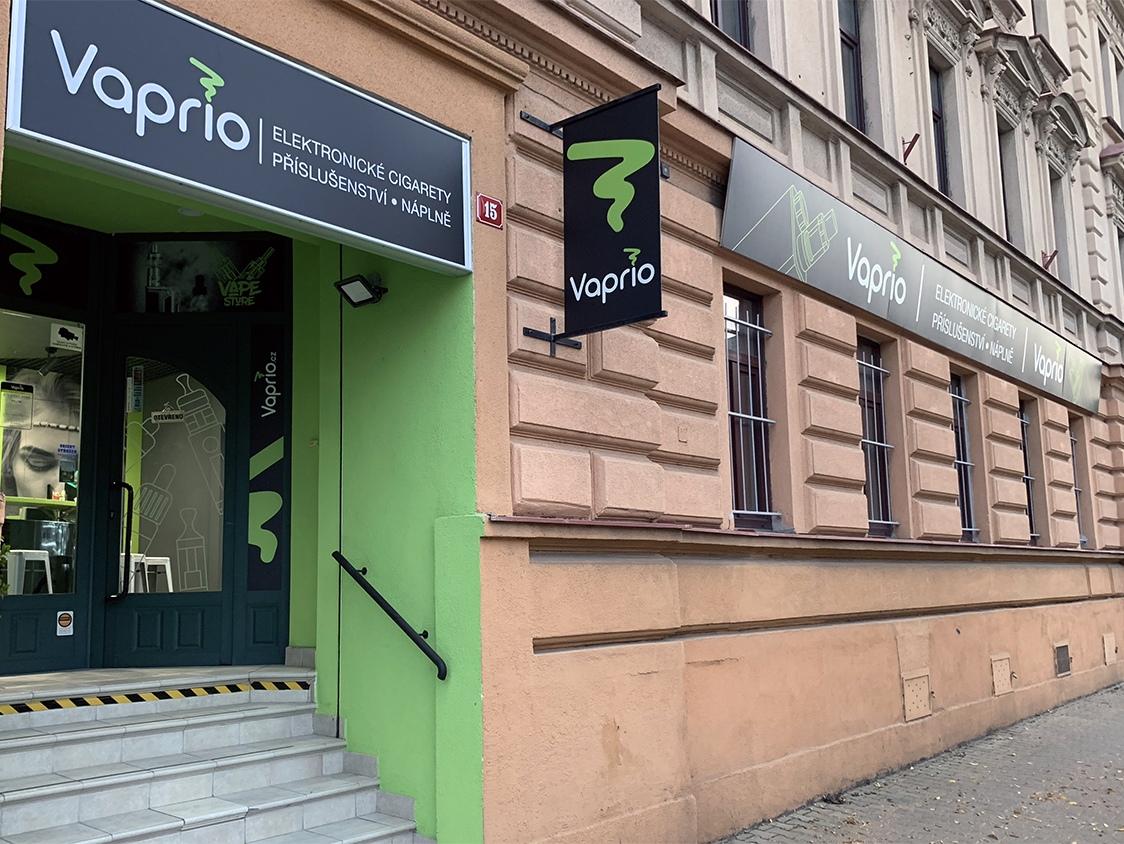Plzeň - specializovaná prodejna Vaprio