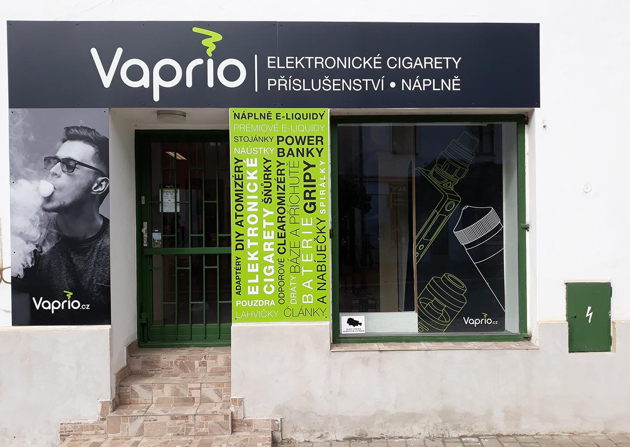 Říčany - specializovaná prodejna Vaprio