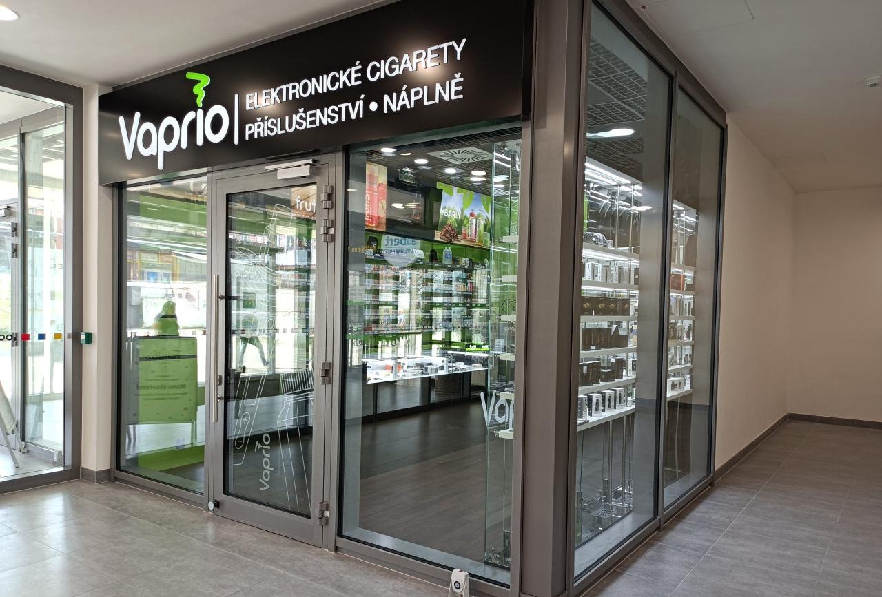 Praha - Háje - specializovaná prodejna Vaprio