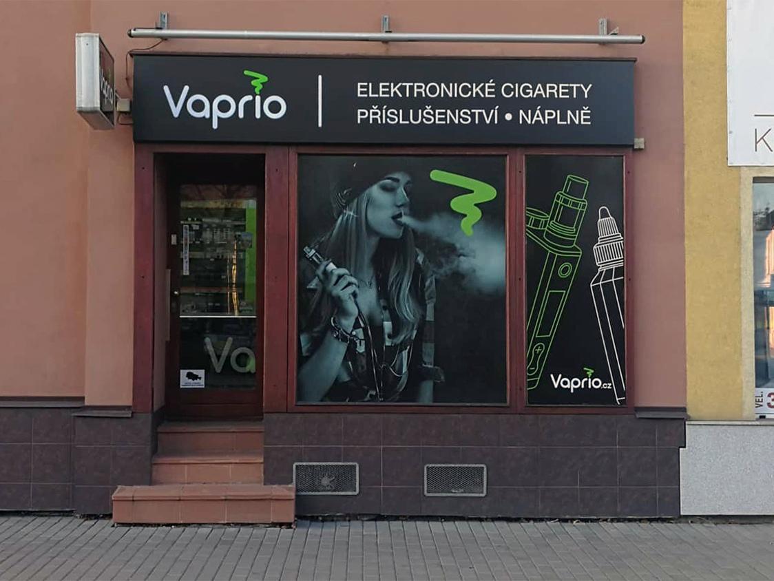 Ostrava - specializovaná prodejna Vaprio