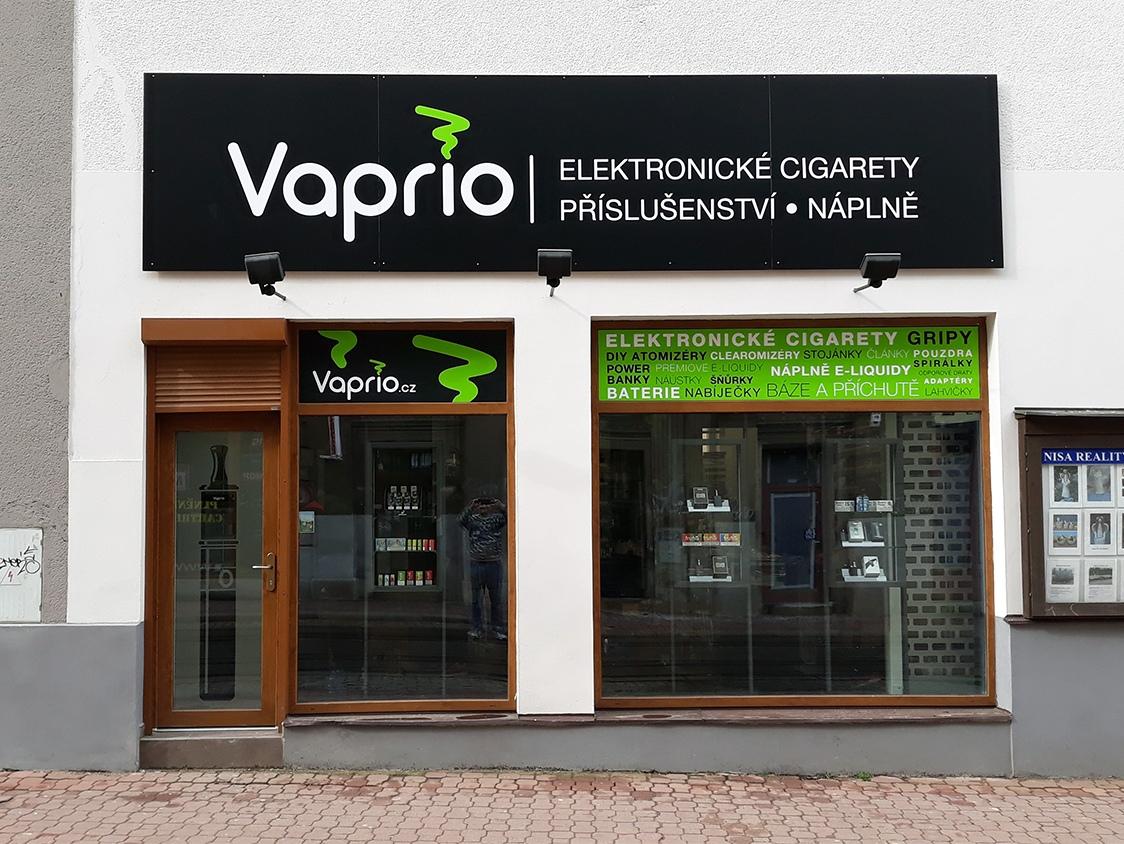 Liberec - specializovaná prodejna Vaprio