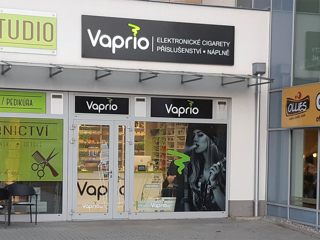 Olomouc - specializovaná prodejna Vaprio